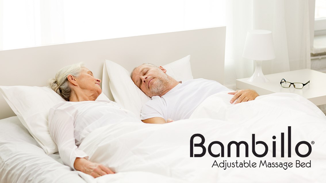 bambillo massage bedr brand developers tv shop With bambillo adjustable massage bed
