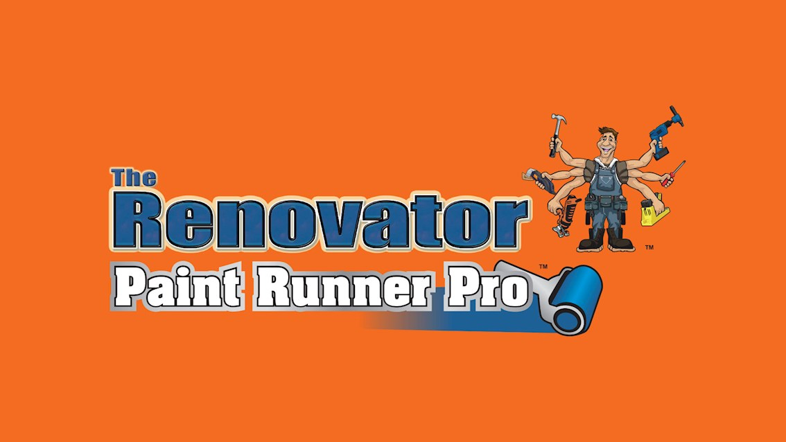 the renovator paint runner pro. Black Bedroom Furniture Sets. Home Design Ideas